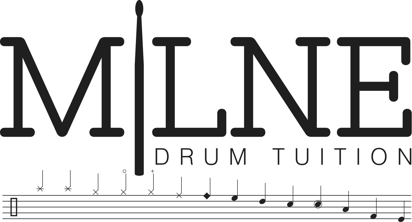 MILNE DRUM TUITION